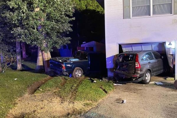 Picture for Woman Takes Off Running After Causing 3-Car Chain Reaction Crash In Ocean County, Police Say