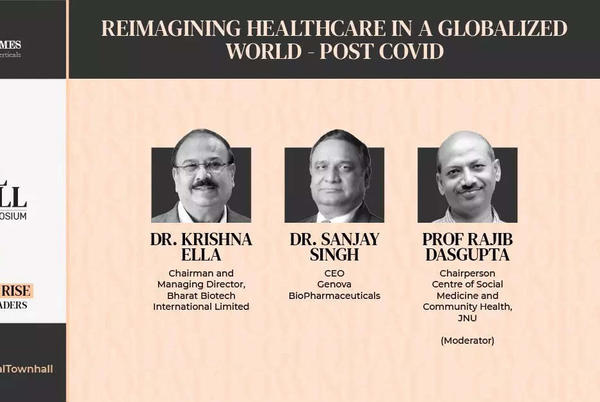 Picture for Reimagining healthcare in a globalized world – Post COVID – ET HealthWorld