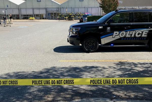 Picture for Police investigating after one person injured in shooting at Mooresville Walmart