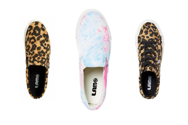 Picture for Women's Canvas Sneakers only $14.99 (Reg. $30+)!