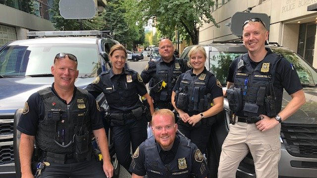 Cover for How many police officers does Portland really need to be effective?
