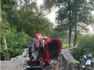 Picture for Sheriff: Old State Road shut down in Vanderburgh Co. after wreck