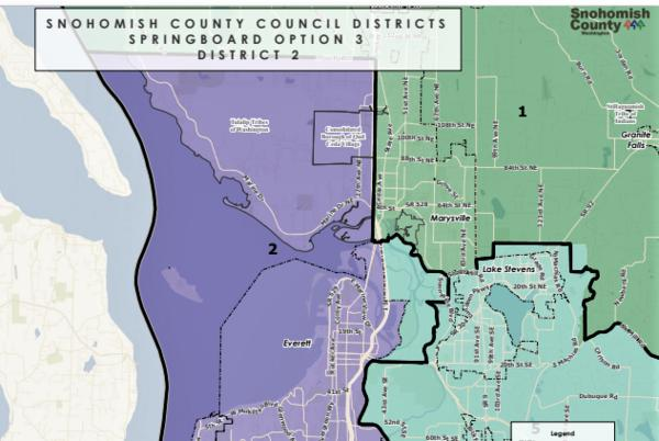 Picture for Meeting Wednesday To Re-Draw Snohomish County Council Districts