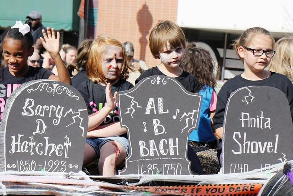 Picture for Kiwanis Club brings annual Halloween Parade to Commercial Street