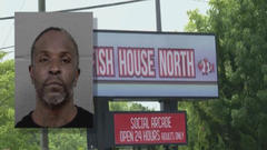 Cover for Fired worker returns to North Carolina restaurant with gun; robs it, shoots 3 employees