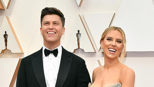 Fiance Scarlett Johansson Colin Jost Told About The Affair With Her Relations Should Not Be Difficult News Break