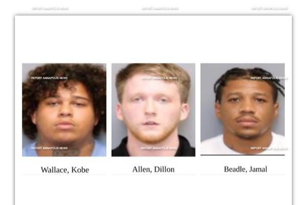 Picture for Police Arrest 3 Men Following Seizure of Gun, Drugs During Pasadena Traffic Stop