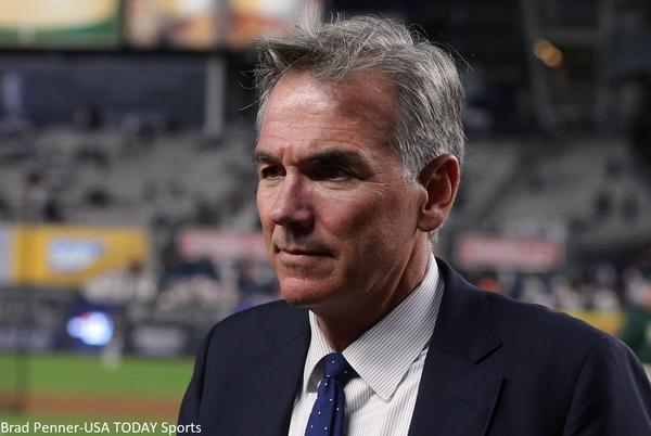 Picture for Billy Beane appears to have made decision on Mets job