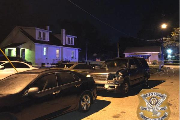 Picture for 1 dead, 7 wounded at homecoming block party near Fort Valley State University