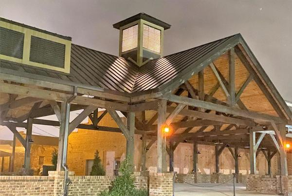 Picture for Orangeburg's downtown pavilion to get commercial kitchen