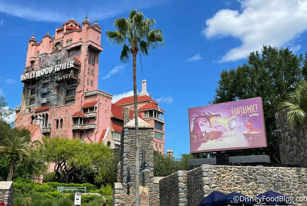 Picture for What's New at Hollywood Studios: A Spicy Hotdog and Rock 'n' Roller Coaster Construction