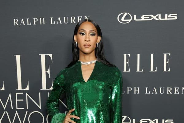 Picture for Give It the Green Light: Mj Rodriguez's Sequined Valentino Minidress Had Heads Turning