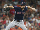 Picture for Red Sox fans freaked out over Chris Sale's ridiculous rehab start