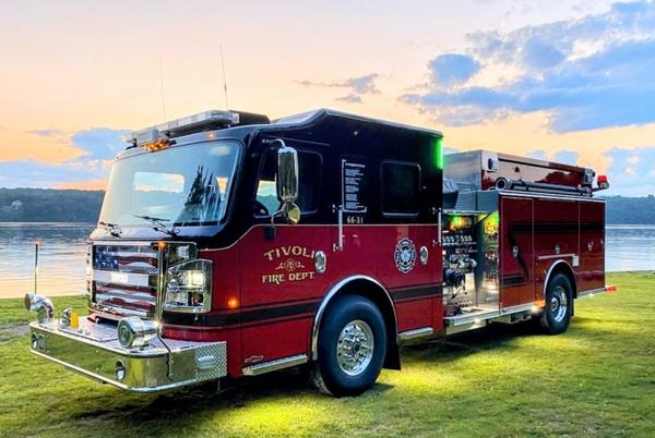 Picture for Tivoli to welcome new fire engine and ambulance with community celebration