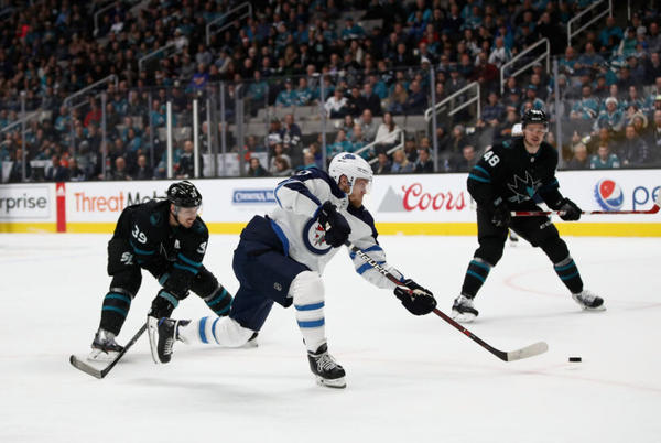 Picture for Winnipeg Jets vs San Jose Sharks Preview: Game 2, Odds, Lineups, Etc