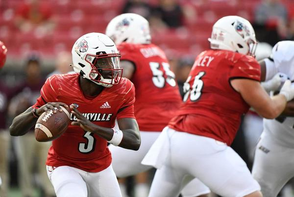 Picture for Game Prediction: UCF at Louisville