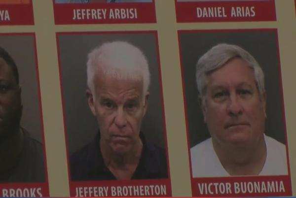Picture for Teacher, pastor among 125 men arrested in Hillsborough Co. human trafficking sting