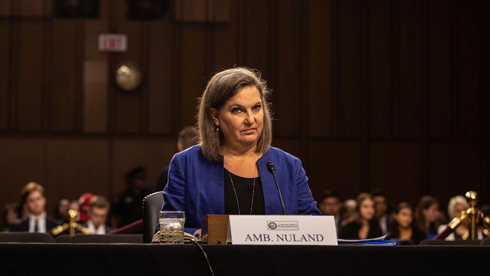 Picture for Who is Victoria Nuland? A really bad idea as a key player in Biden's foreign policy team