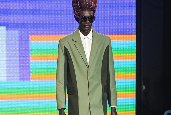 Picture for Labrum's SS22 Collection Sees British Styles Meet West African Accents