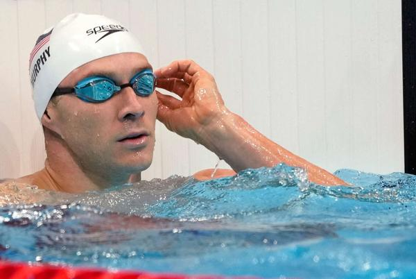 Picture for US swimmer voices concerns about doping in Olympic Games
