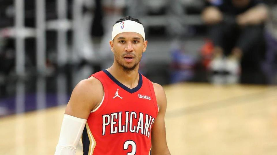 Picture for 4 ideal fits for New Orleans Pelicans' Josh Hart in free agency