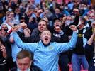 Picture for 'Full steam ahead for full crowds!': The Carabao Cup final 'went incredibly well' as a test event for supporters' return to football, says EFL chairman Rick Parry, as clubs plan to pack the stands for the new season in August