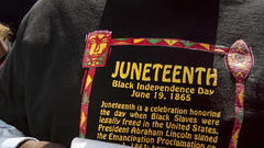 Cover for Juneteenth events planned in Middle Tennessee as day becomes special observance in TN