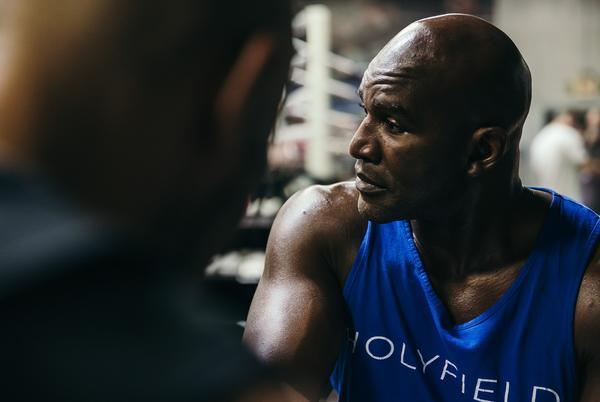 """Picture for Former heavyweight champ """"slurring his words"""" ahead of shocking return"""