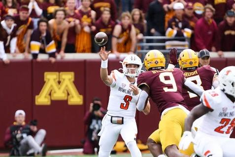 Picture for Big Ten Power Rankings by GI: Week 4