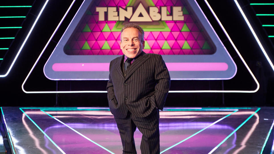 Picture for Why is Warwick Davis not on Tenable?