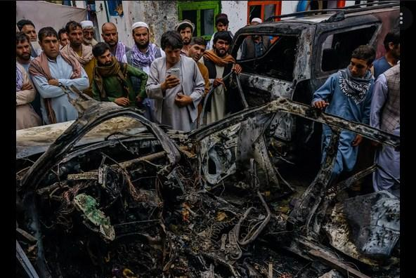 Picture for US Govt to Pay Families of 10 Civilians Killed By Drone Strike in Afghanistan