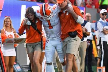 Picture for The good, the bad and the ugly from Clemson's OT loss to N.C. State