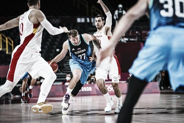 Picture for Highlights: Slovenia 94-70 Germany in Basketball in Tokyo Olympics