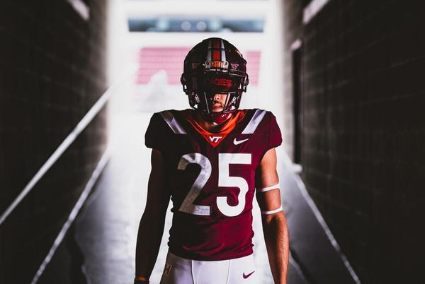 Picture for Tech threads: Maroon makes its return, No. 25 goes to reserve linebacker