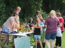 Picture for Farmers Market opens in Crowville