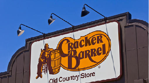 Cover for Cracker Barrel Is Here To Stay