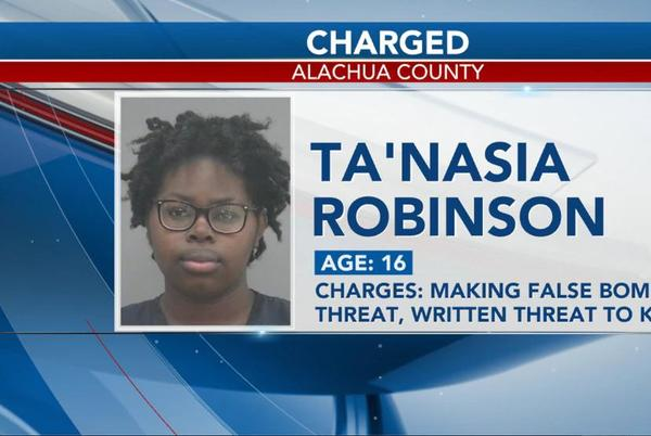 Picture for UPDATE: Student accused of making bomb threats faces adult charges