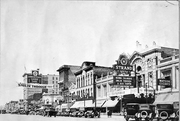 Picture for Lansing's Theatre District: A Gallery of Photos & Memorabilia: 1870s-1920s