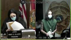 Cover for Suspect In Miami Beach Samurai Sword Murder Appears Before Judge
