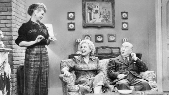 Picture for 'I Love Lucy': William Frawley Would Ask Fellow 'My Three Sons' Actor Barry Livingston to Prank Vivian Vance