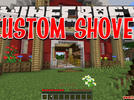 Picture for Custom Shovel Data Pack 1.17.1/1.17 (Build custom structures with shovels)