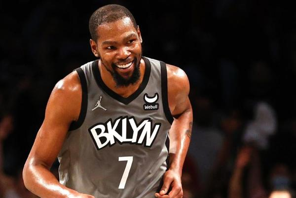 Picture for Durant scores 25, Nets hand Wizards 1st loss, 104-90