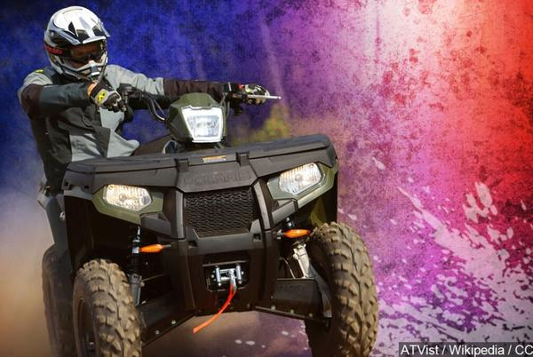 Picture for Two Youth Injured in ATV Crash Near Backus