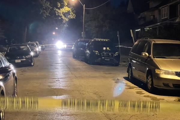 Picture for 1 dead, 1 hurt in Monday night KCMO shooting