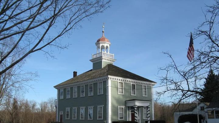Cover for This Massachusetts Town Ranks Among Top 50 Places To Live In United States