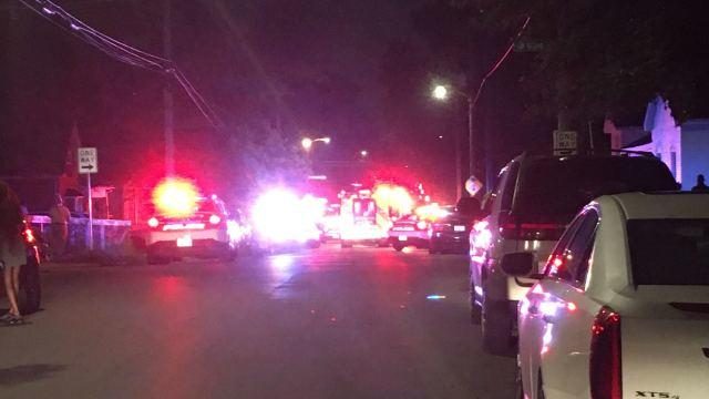 Picture for Five injured in downtown Lexington shooting