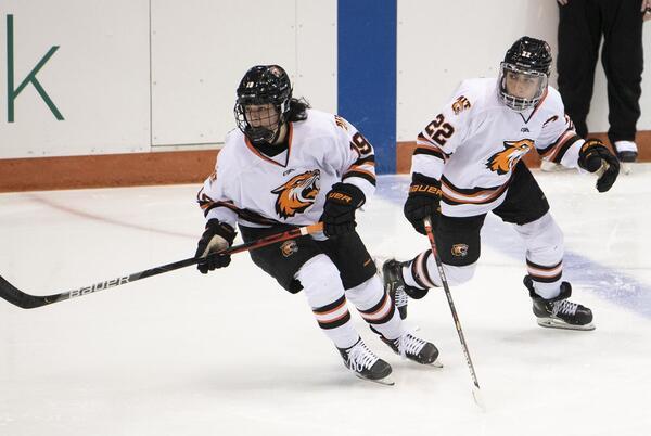 Picture for Women's Hockey opens 2021-22 season Sunday at Mercyhurst