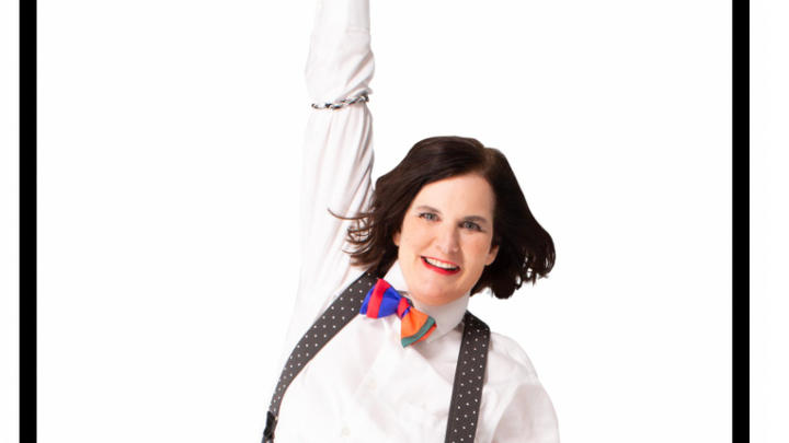 Cover for Paula Poundstone is Coming to Amherst in October (moved from Northampton)
