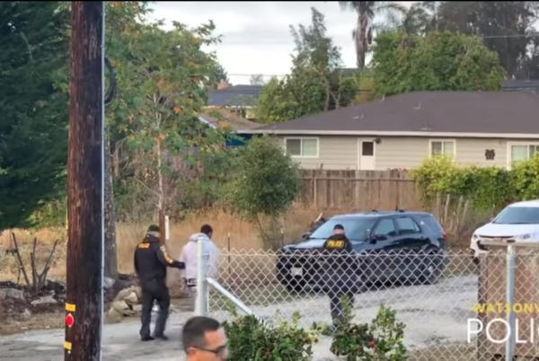Picture for Watsonville man caught stealing mailbox keys from USPS