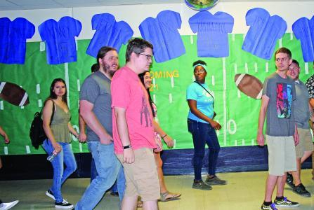 Picture for Copperas Cove High School Class of 2011 holds 10-year reunion